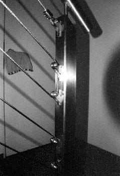 treppe seil. Black Bedroom Furniture Sets. Home Design Ideas